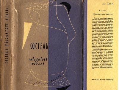 Jean Cocteau válogatott versei
