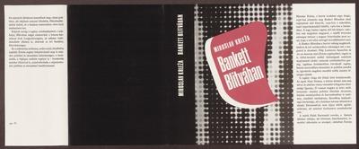 Bankett Blitvában :  regény