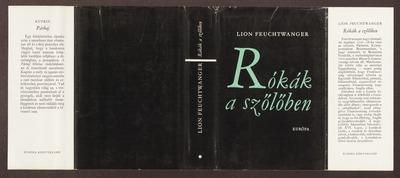 Rókák a szőlőben :  1-2. kötet