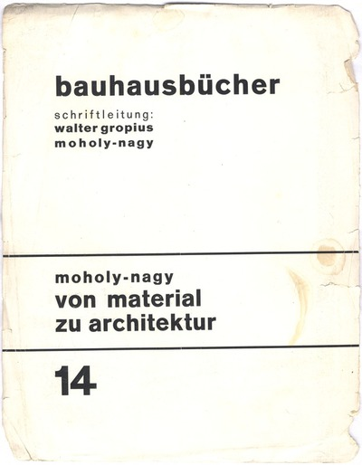 Von Material zu Architektur