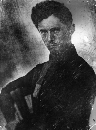 Petőfi Sándor arckép, felvétel a daguerrotipiáról