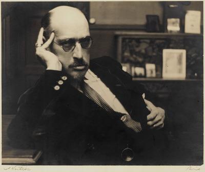 Károlyi Mihály politikus portréja