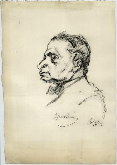Ignotus portréja