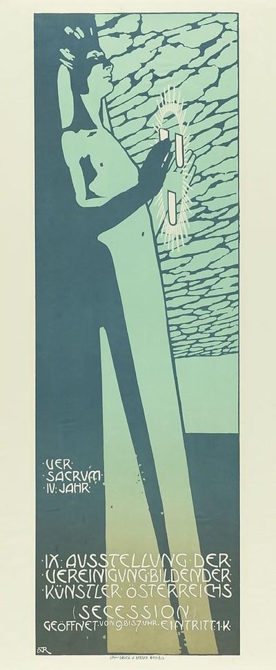 XI. Ausstellung der Vereinigung bildender Künstler Österreichs Secession