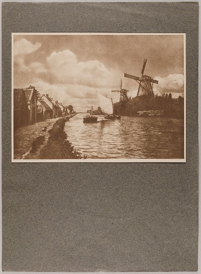 Holländischer Kanal