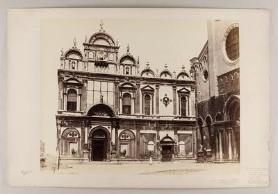 Venezia - Scuola di S. Marco