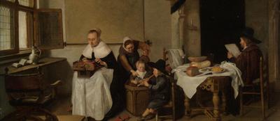 Image from object titled Carlos VI:  tema y materia de las ciencias históricas.