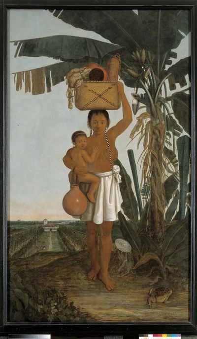 Image from object titled Tupi woman