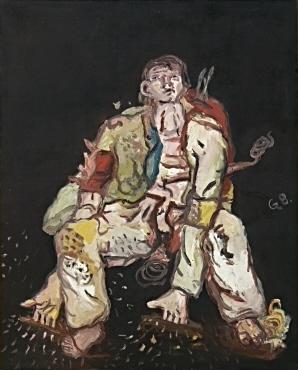 Ein moderner Maler