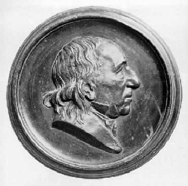Medaillonbildnis eines Unbekannten (Schadow)