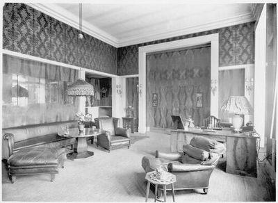 Wohnung Emil Lowenbach Wien I Reischachstrasse 3