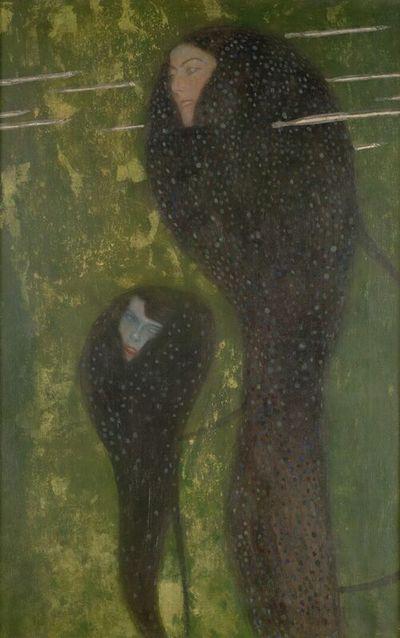 Silberfische Nixen Sirenen Gustav Klimt Europeana Collections