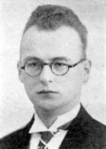 Nieuwerkerk. A.A. van Eeten. Burgemeester van Nieuwerkerk 1941-1960.