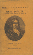 Image from object titled The maiden & married life of Mary Powell, afterwards Mistress Milton