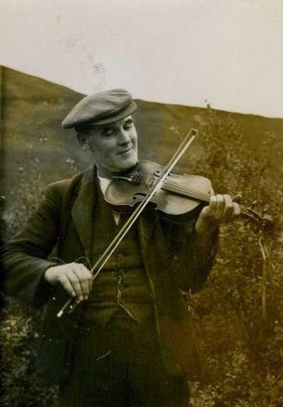 John Doherty. Donegal, Ireland, 1953