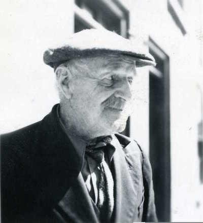 Pat Kelly. Dundalk, Co. Louth, Ireland, 1953