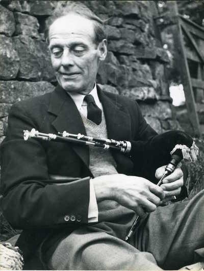 Jack Armstrong. Wideopen, Northumberland, England, 1954