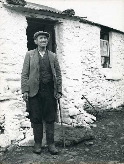 Peter Donnelly. Castlecaulfield, Co. Tyrone, Northern Ireland, 1952