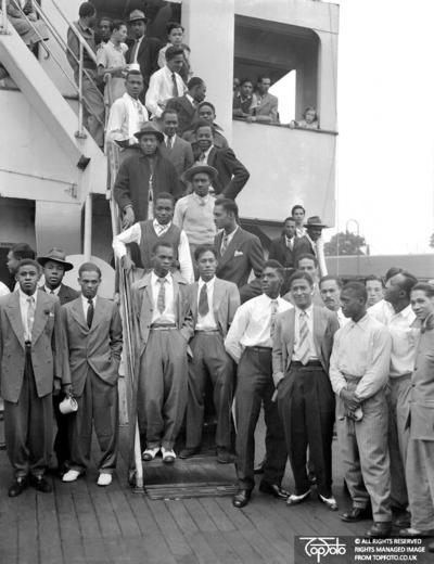 Image from object titled Empire Windrush
