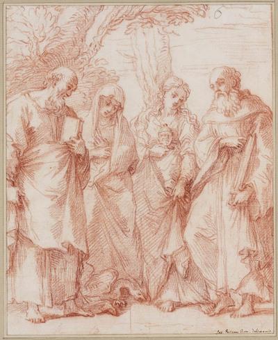 Vier heiligen