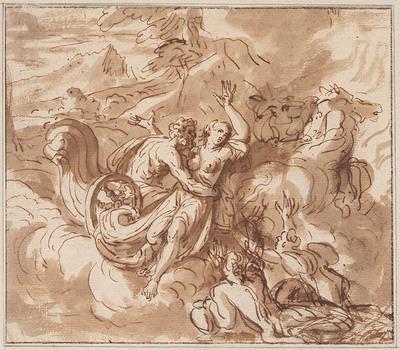 Schaking van Persephone