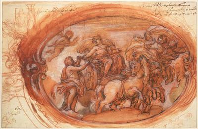 Apollo en Phaëton