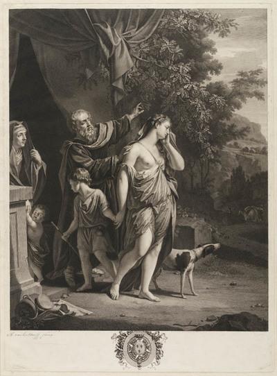 Abraham zendt Hagar en Ismael weg