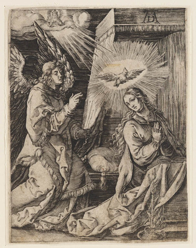 Image from object titled Verkondiging aan Maria