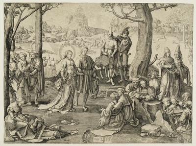 De dans van Maria Magdalena