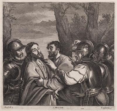 Gevangenneming van Christus