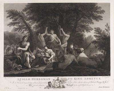 Apollo als herder