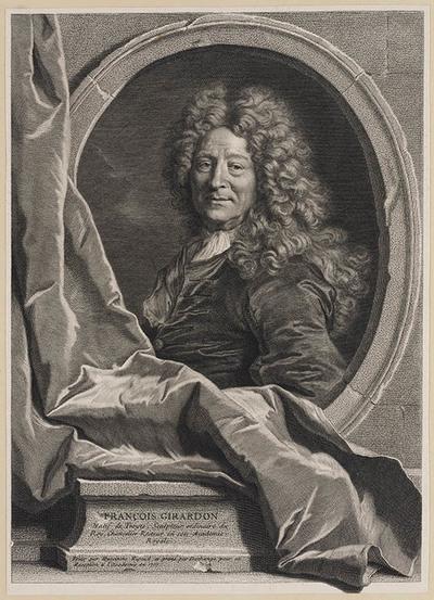 Image from object titled Portret François Girardon