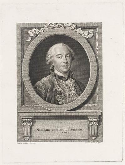 Portret Monsieur Buffron