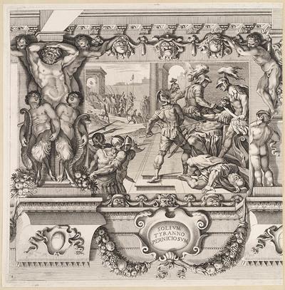 De moord op koning Amulius