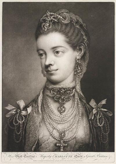 Charlotte, koningin van Engeland
