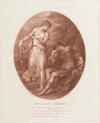 Rinaldo en Armida
