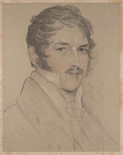 Lawrence's finest studies...: Leopold I van België