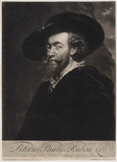 Peterus Paulus Rubens etc.