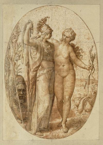 Minerva en Venus