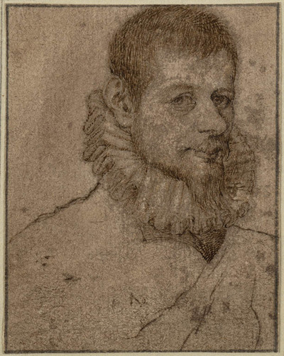 Image from object titled Portret van een man