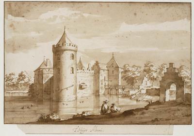 Image from object titled Het kasteel van Abcoude