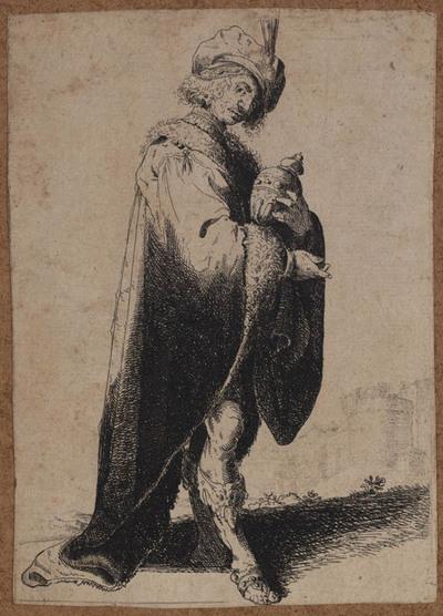 Maagd met het kind en de drie koningen (Magi)