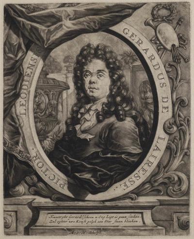 Portret Gerard Lairesse