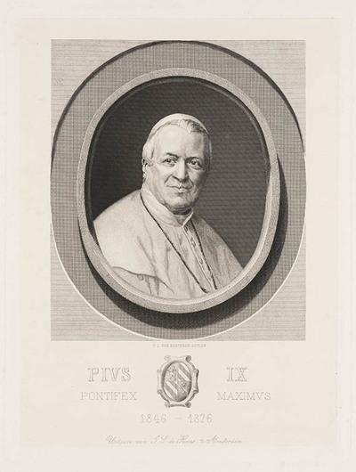 Portret Pius IX