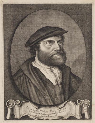 Portret Hans Holbein