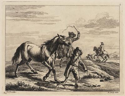 Dressuur (Book of Horses)