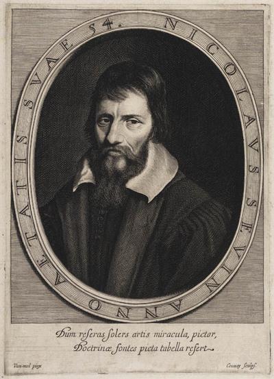 Portret Nicolaus Sevin