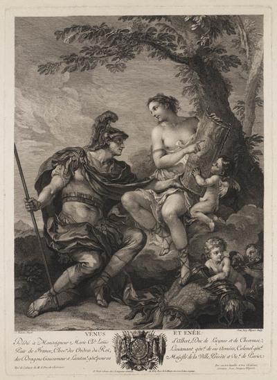 Venus en Aeneas