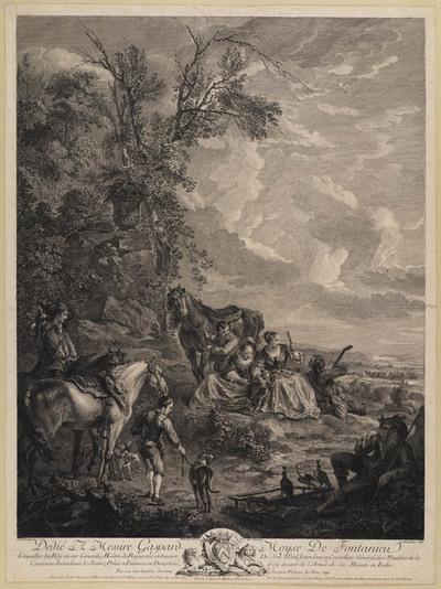 Een ontmoeting tijdens de jacht