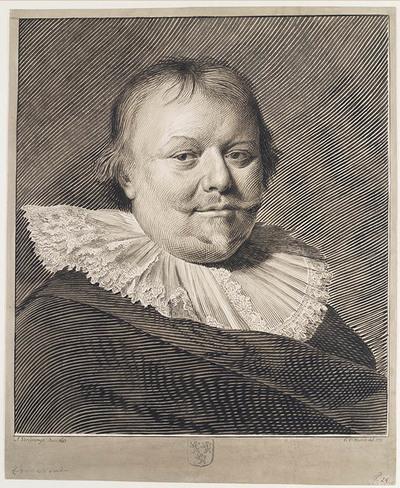 Portret van Anthonie Charles van Liederkercke